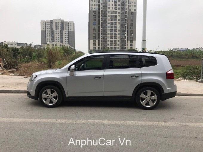 Chevrolet Orlando Cu So San 2017