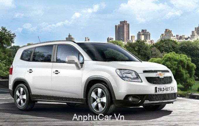 Chevrolet Orlando Cu Tong Quan