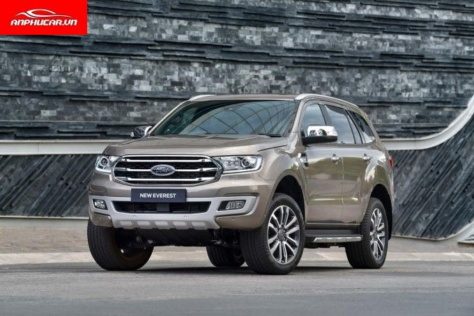 Ford Everest 2019 Tong Quan