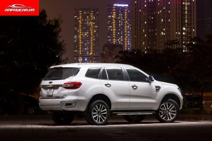 Ford Everest Titanium 2019 Hong Xe