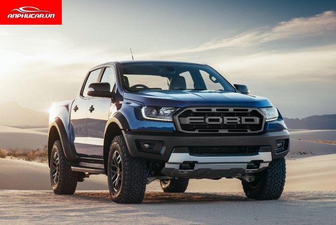 Ford Ranger 2018 Ban Cao Cap