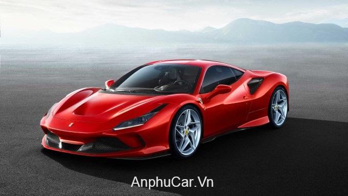 Sieu xe Ferrari F8