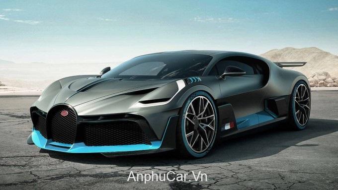 Xe Bugatti Chiron Divo