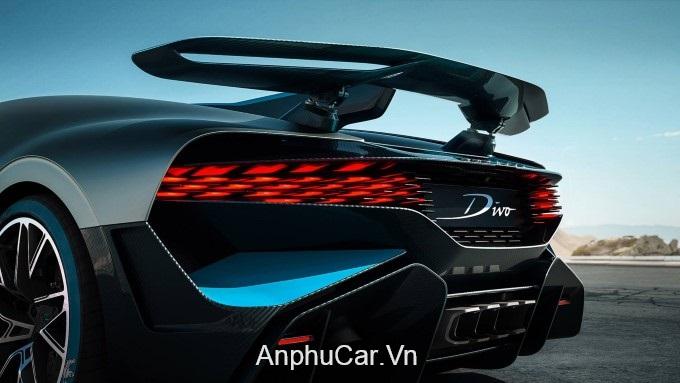 Xe Bugatti Duoi Xe