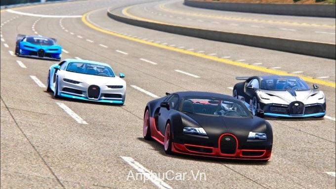 Xe Bugatti Gia Bao Nhieu