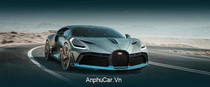 Xe Bugatti Sieu Dat
