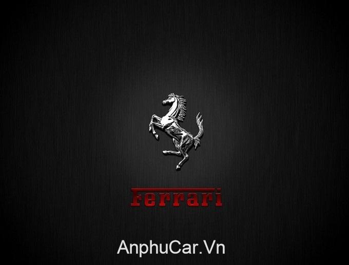 xe Ferrari Logo