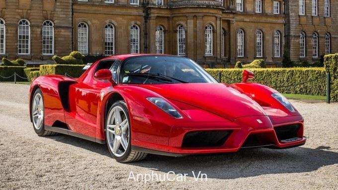 xe Ferrari Mau Do