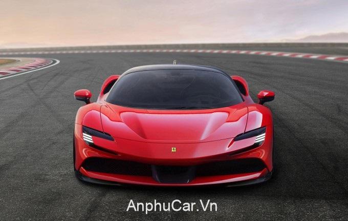 xe Ferrari Sieu Khung