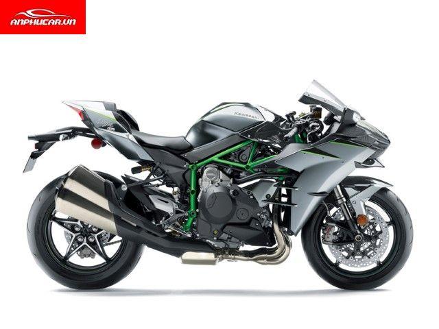 Kawasaki Ninja H2R carbon