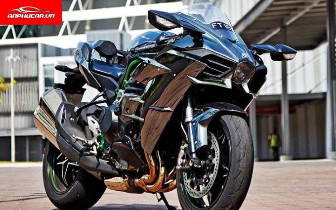 Kawasaki Ninja H2R dau xe
