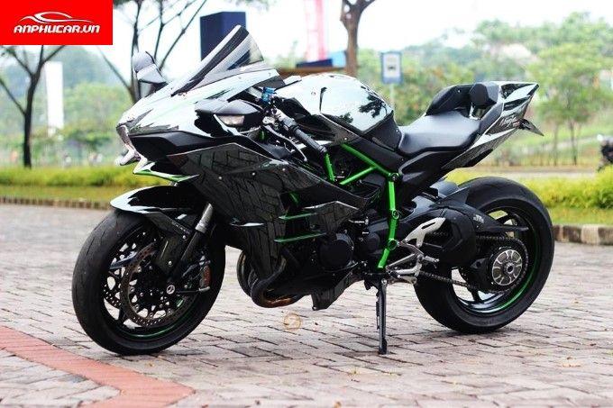 Kawasaki Ninja H2R do
