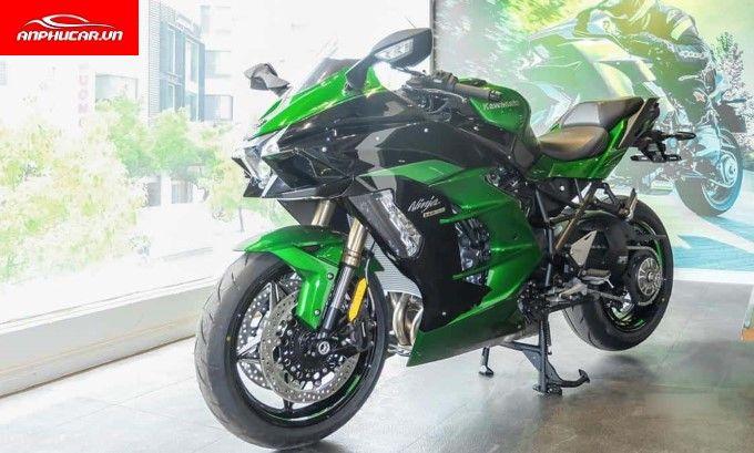 Kawasaki Ninja H2R gia bao nhieu