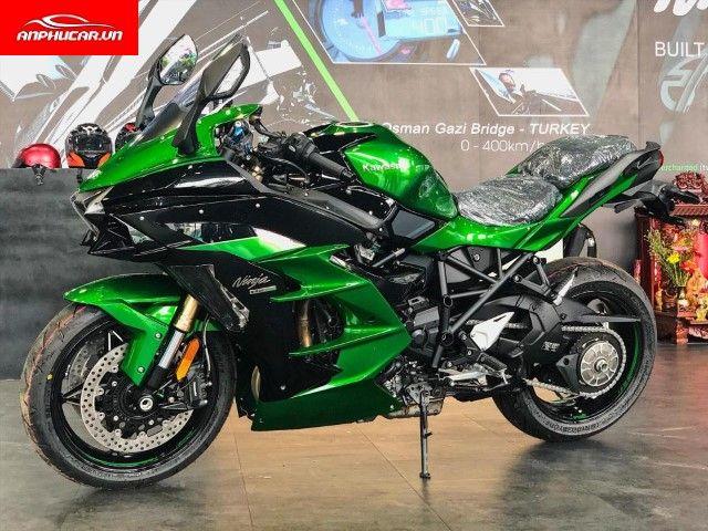 Kawasaki Ninja H2R mam xe