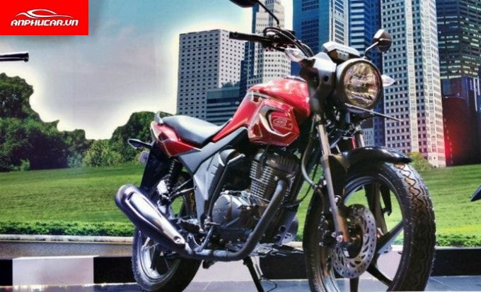 Kawasaki W250 den xe