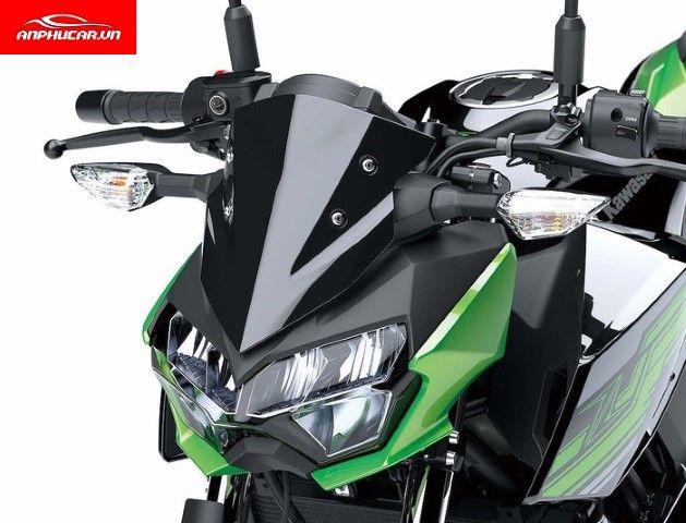Kawasaki Z400 tay lai