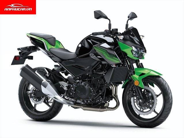 Kawasaki Z400 tong quan