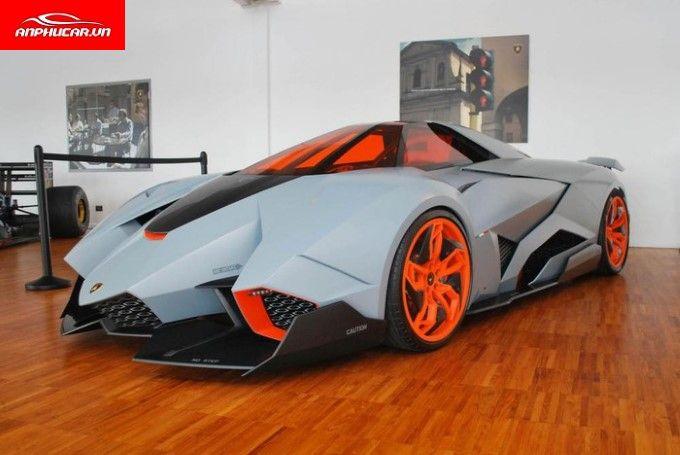 Lamborghini Egoista tong quan