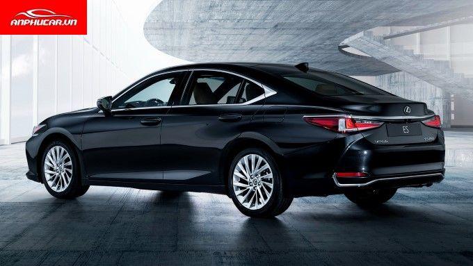 Lexus ES 250 Kich Thuoc