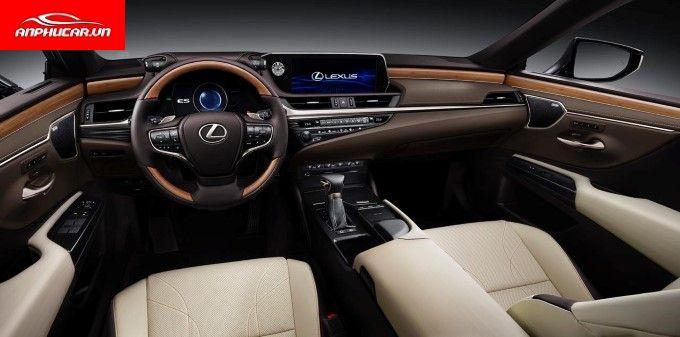 Lexus ES 250 Noi That