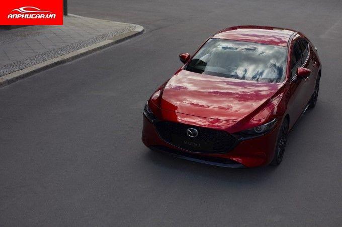Mazda 3 Hatchback Dau Xe