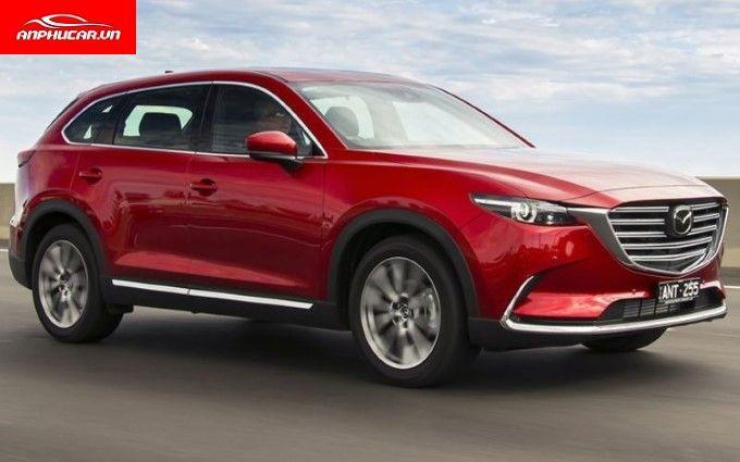 Mazda CX 9 an toan