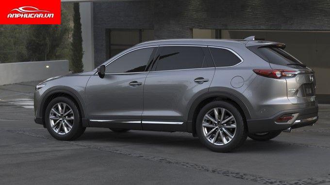 Mazda CX 9 mam xe