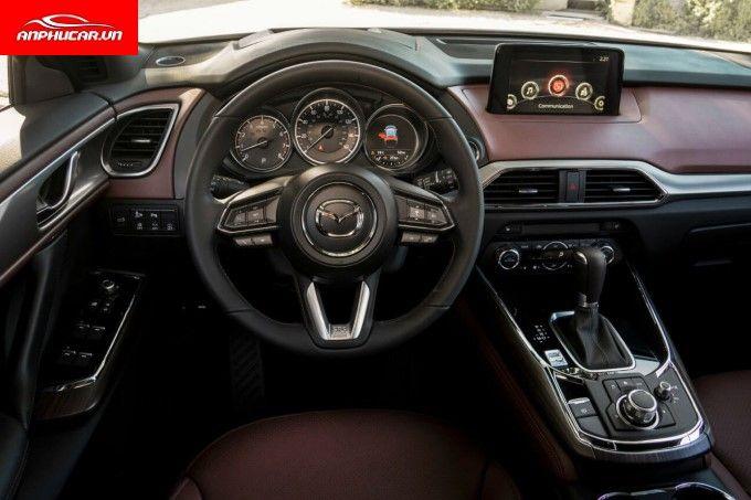 Mazda CX 9 tien nghi