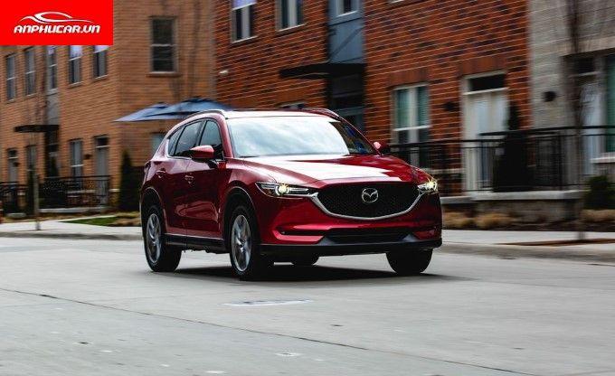 Mazda CX5 Gia Xe