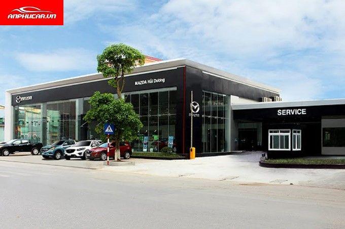 Mazda Hai duong showroom