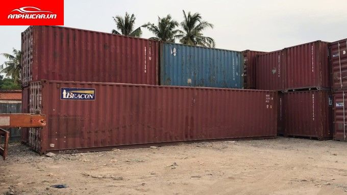Xe Container Cu