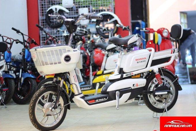 Xe May Dien Honda A6 Gia