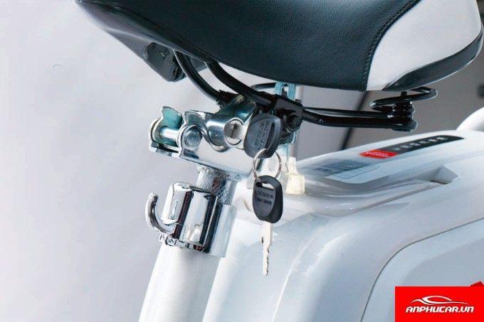 Xe May Dien Honda Truc Xe