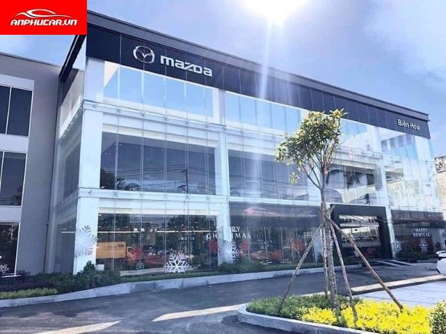 mazda bien hoa showroom