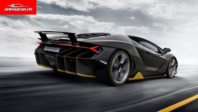 Lamborghini Centenario Dong Co