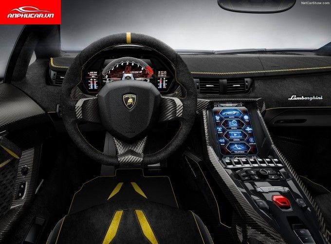 Lamborghini Centenario Noi That