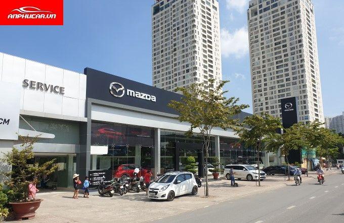 Mazda Giai Phong Dia Chi