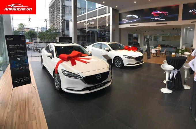Mazda Giai Phong Khuyen Mai