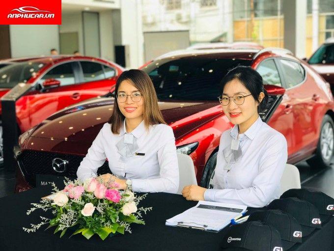 Mazda Giai Phong Le Tan