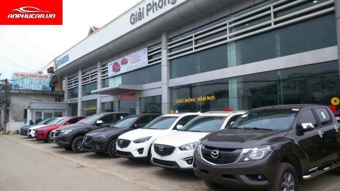 Mazda Giai Phong Trung Bay