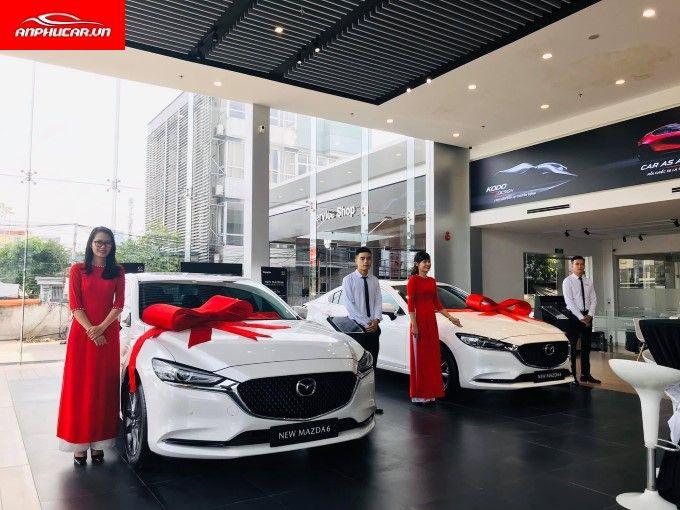 Mazda Giai Phong Uu Dai