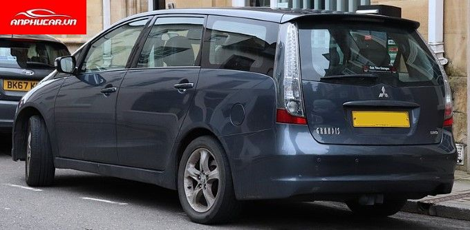 Mitsubishi Grandis Gia Xe