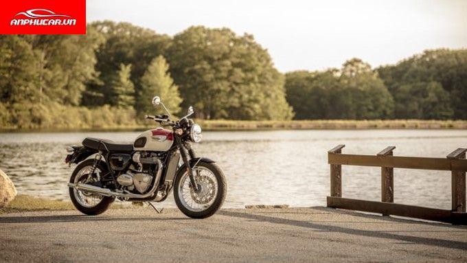 Triumph T100 Banh Xe