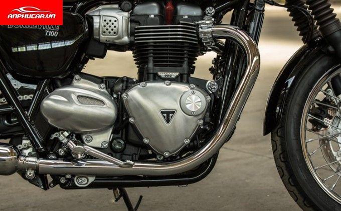 Triumph T100 Binh Xang