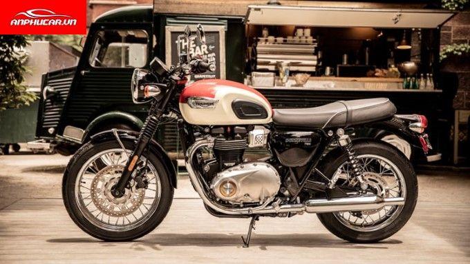 Triumph T100 Gia Xe