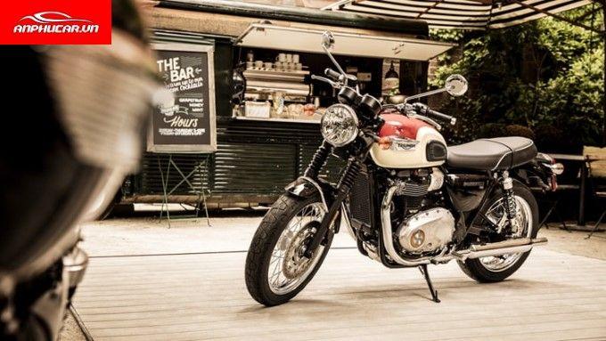 Triumph T100 Tong Quan