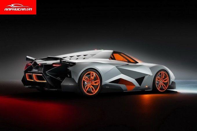 Xe Lamborghini Egoista