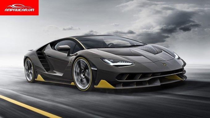 Xe Lamborghini Sesto Elemento Toc Do