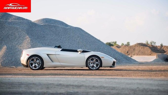 Xe Lamborghini Sieu Bo
