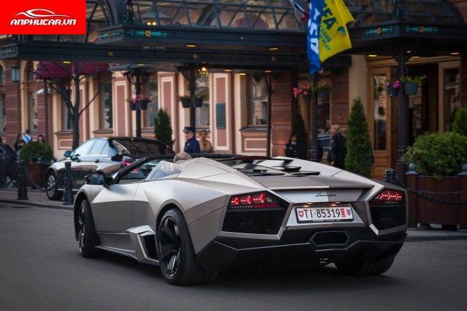 Xe Lamborghini Tong Quan